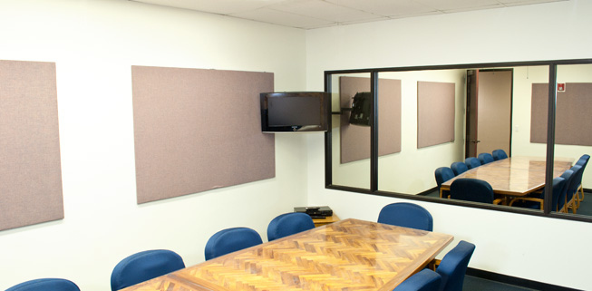 Ward Research Room